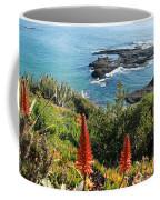 Catalina Island Coastline Coffee Mug