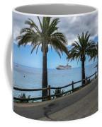 Catalina Palms Coffee Mug