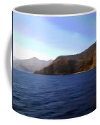 Catalina Shoreline Coffee Mug