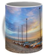 Catamarans In The Sun Coffee Mug