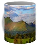 Catbells At Dawn Coffee Mug