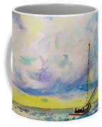 Catboat Coffee Mug