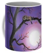 Catch A Falling Leaf Coffee Mug