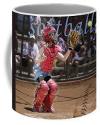 Catch It Coffee Mug by Kelley King