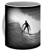 Catching A Wave Coffee Mug