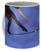 Catching Butterflies Coffee Mug