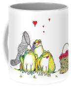 Catching Hearts Coffee Mug