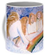Catching Rainbows Coffee Mug
