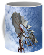 Catching The Breeze Coffee Mug