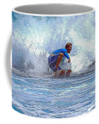 Catching The Wave Coffee Mug