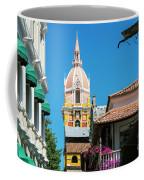 Catedral De Cartagena Coffee Mug