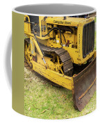 Caterpillar D2 Bulldozer 01 Coffee Mug