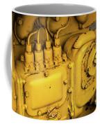 Caterpillar D2 Bulldozer 06 Coffee Mug