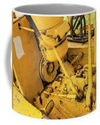 Caterpillar D2 Bulldozer 07 Coffee Mug