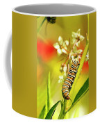 Caterpillar Stage 2 Coffee Mug