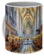 Cathedral Aisle Coffee Mug