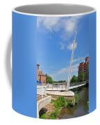 Cathedral Green Bridge At Derby Coffee Mug