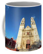 Cathedral In Campeche Coffee Mug