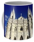 Cathedral In El Salvador Coffee Mug