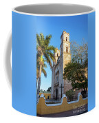 Cathedral In Valladolid Coffee Mug