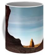 Cathedral Light Coffee Mug by Leland D Howard