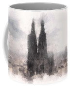 Cathedral Of Cologne Coffee Mug