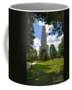 Cathedral Of Learning University Of Pittsburgh Coffee Mug