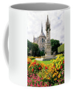 Cathedral Of Notre Dame Coffee Mug
