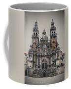 Cathedral Of Santiago De Compostela Coffee Mug