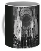 Cathedral Of St. John In Nyc Coffee Mug