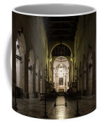 Cathedral Of Syracuse - Duomo Di Siracusa - An Ancient 2500 Years Old Greek Temple Coffee Mug
