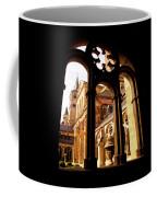 Cathedral Of Trier Window Coffee Mug