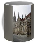 Cathedral Regensburg Coffee Mug