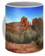 Cathedral Rock In Sedona Coffee Mug