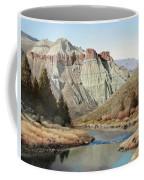 Cathedral Rock John Day River Coffee Mug