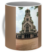 Cathedral Saint Alexandar Nevski Coffee Mug