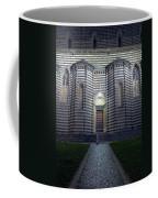 Cathedral Side Door Orvieto Italy Coffee Mug
