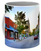 Cathedral Square Gallery On Dauphin Street Mobile Coffee Mug
