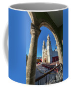 Cathedral Viewed From Balcony Coffee Mug