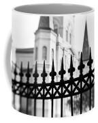 Catheral Basilica - Bw Coffee Mug