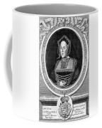 Catherine Of Aragon, First Wife Coffee Mug