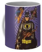 Catman Coffee Mug