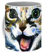 Cats Eyes 15 Coffee Mug