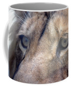 Cats Eyes Coffee Mug