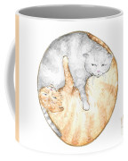 Cat's Harmony Coffee Mug