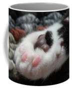 Cats Paw Coffee Mug