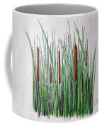 Cattails 3 Coffee Mug