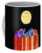 Catting In The Moonlight Coffee Mug
