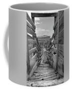 Cattle Chute Coffee Mug