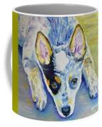 Cattle Dog Puppy Coffee Mug
